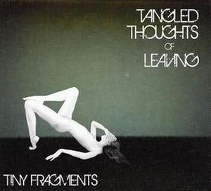 Tiny Fragments by TANGLED THOUGHTS OF LEAVING album cover