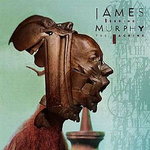 Feeding The Machine by MURPHY, JAMES album cover