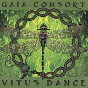 Vitus Dance by GAIA CONSORT album cover