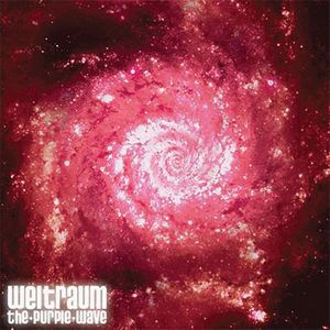 Weltraum The Purple Wave album cover