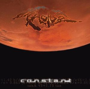 Tholus - Constant CD (album) cover