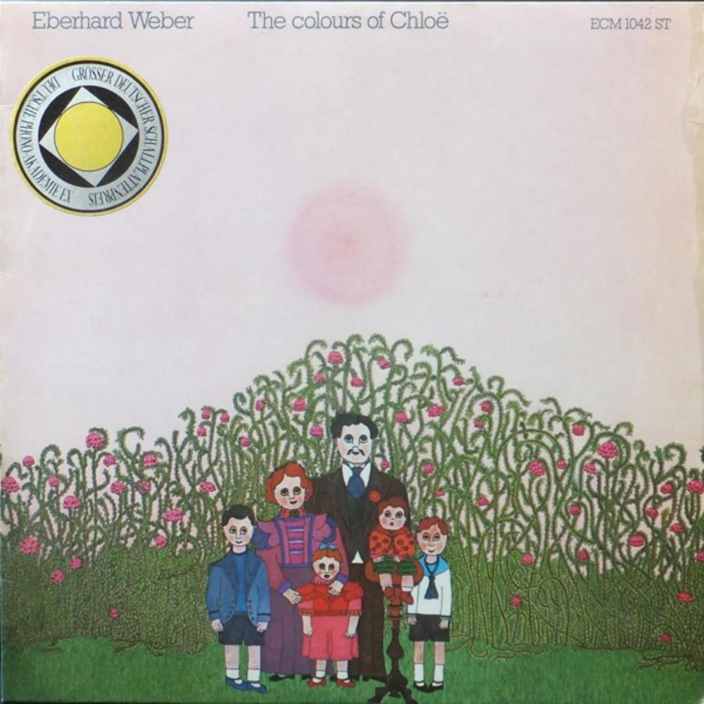 The Colours Of Chlo� by WEBER, EBERHARD album cover