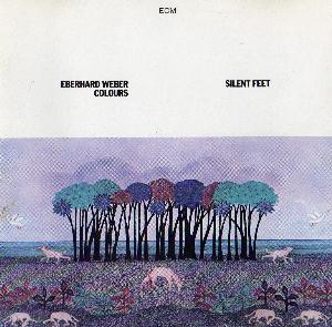 Silent Feet by WEBER, EBERHARD album cover