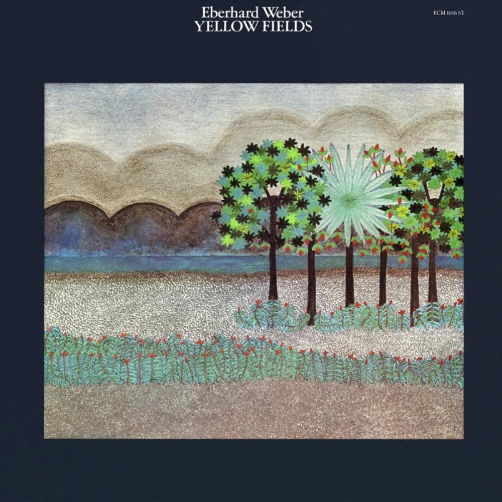 Eberhard Weber - Yellow Fields CD (album) cover
