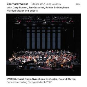 Eberhard Weber - Stages Of A Long Journey CD (album) cover