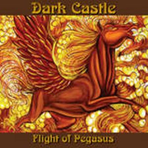 Dark Castle Flight of Pegasus album cover
