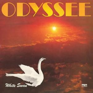White Swan by ODYSSEE album cover