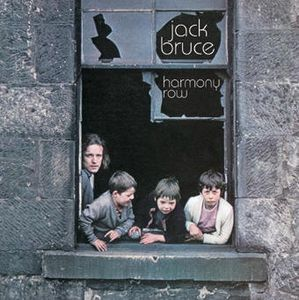 Harmony Row by BRUCE, JACK album cover