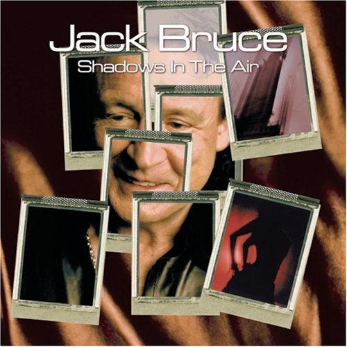 Shadows in the Air by BRUCE, JACK album cover