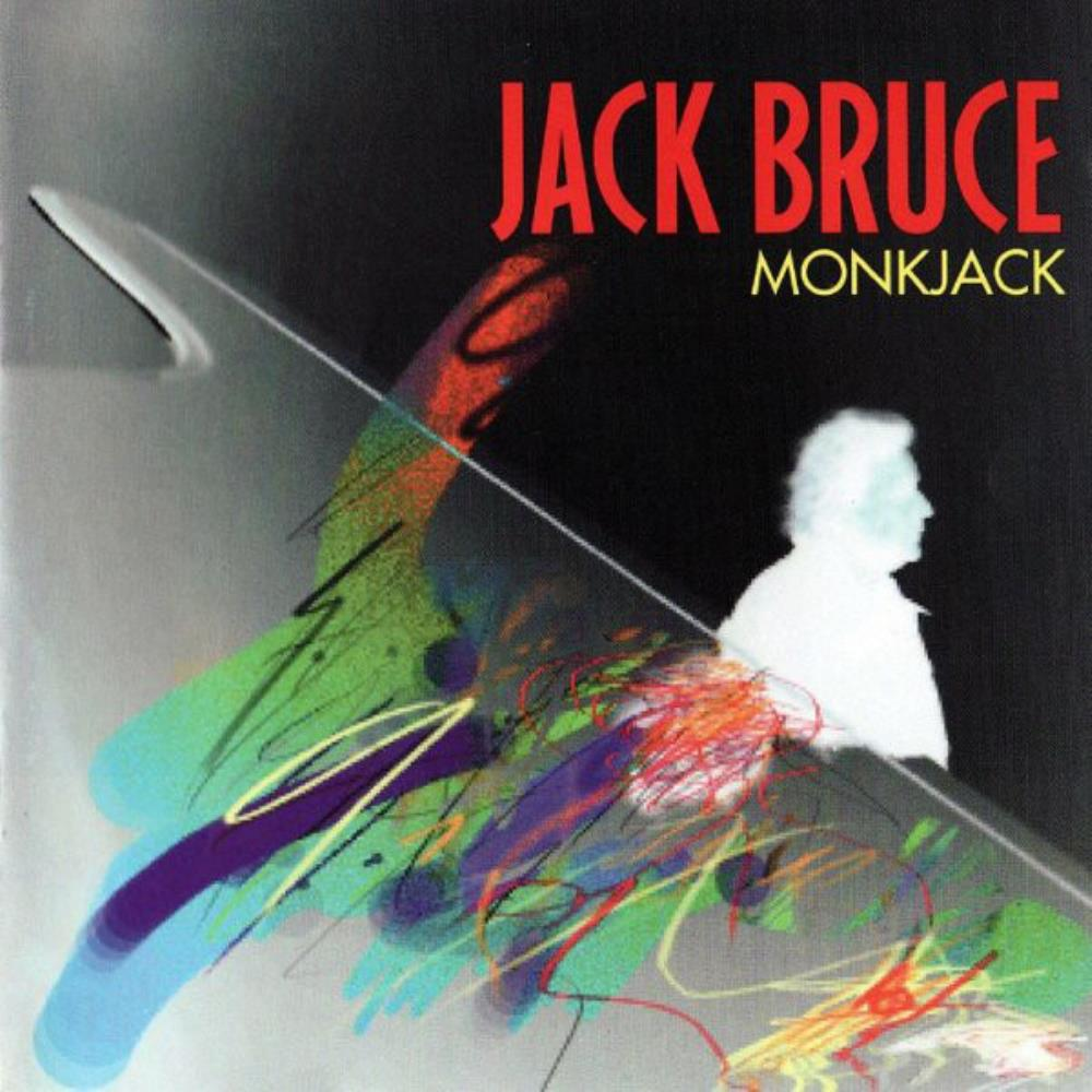 Monkjack by BRUCE, JACK album cover