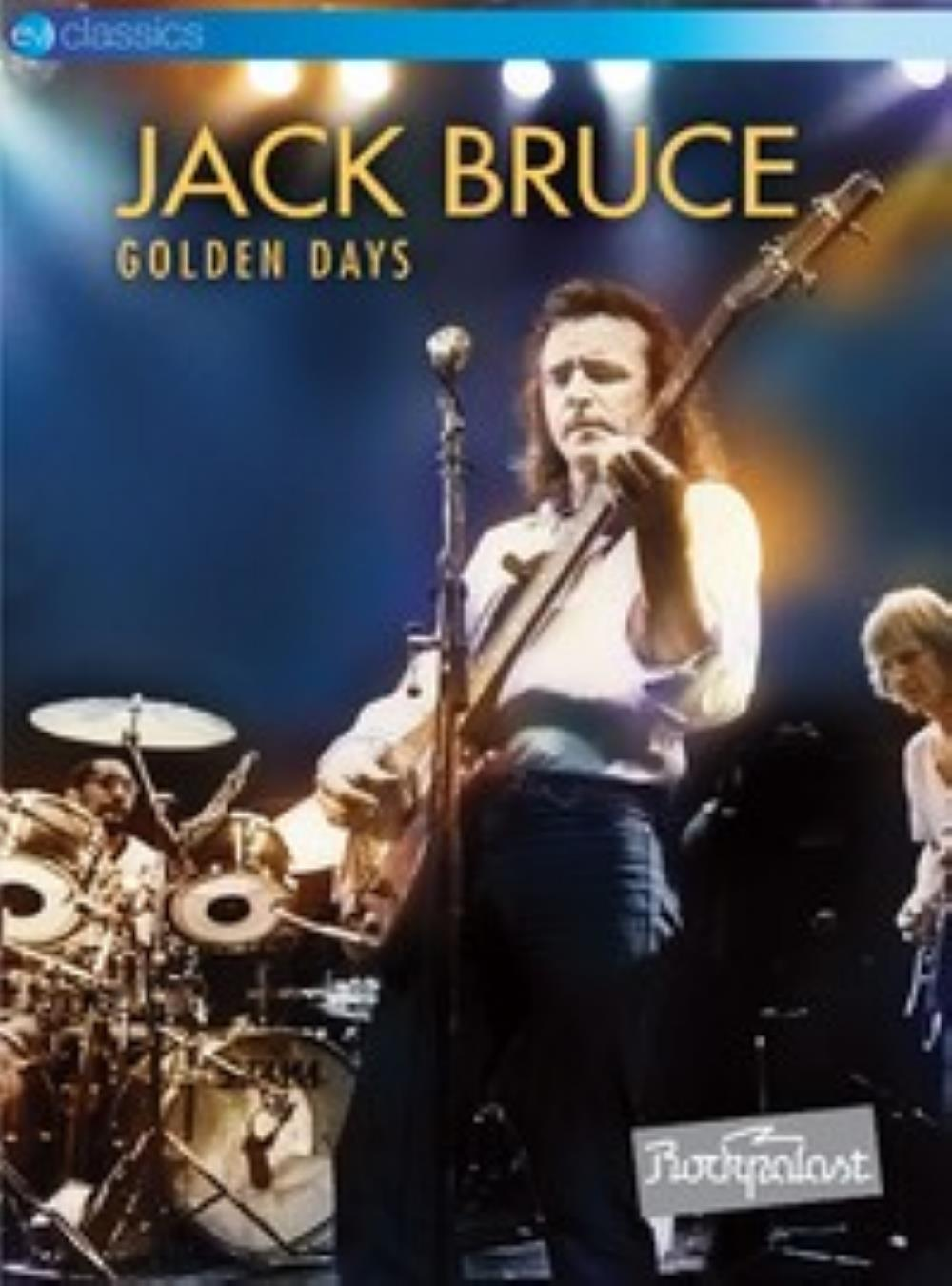 Jack Bruce - Golden Days CD (album) cover