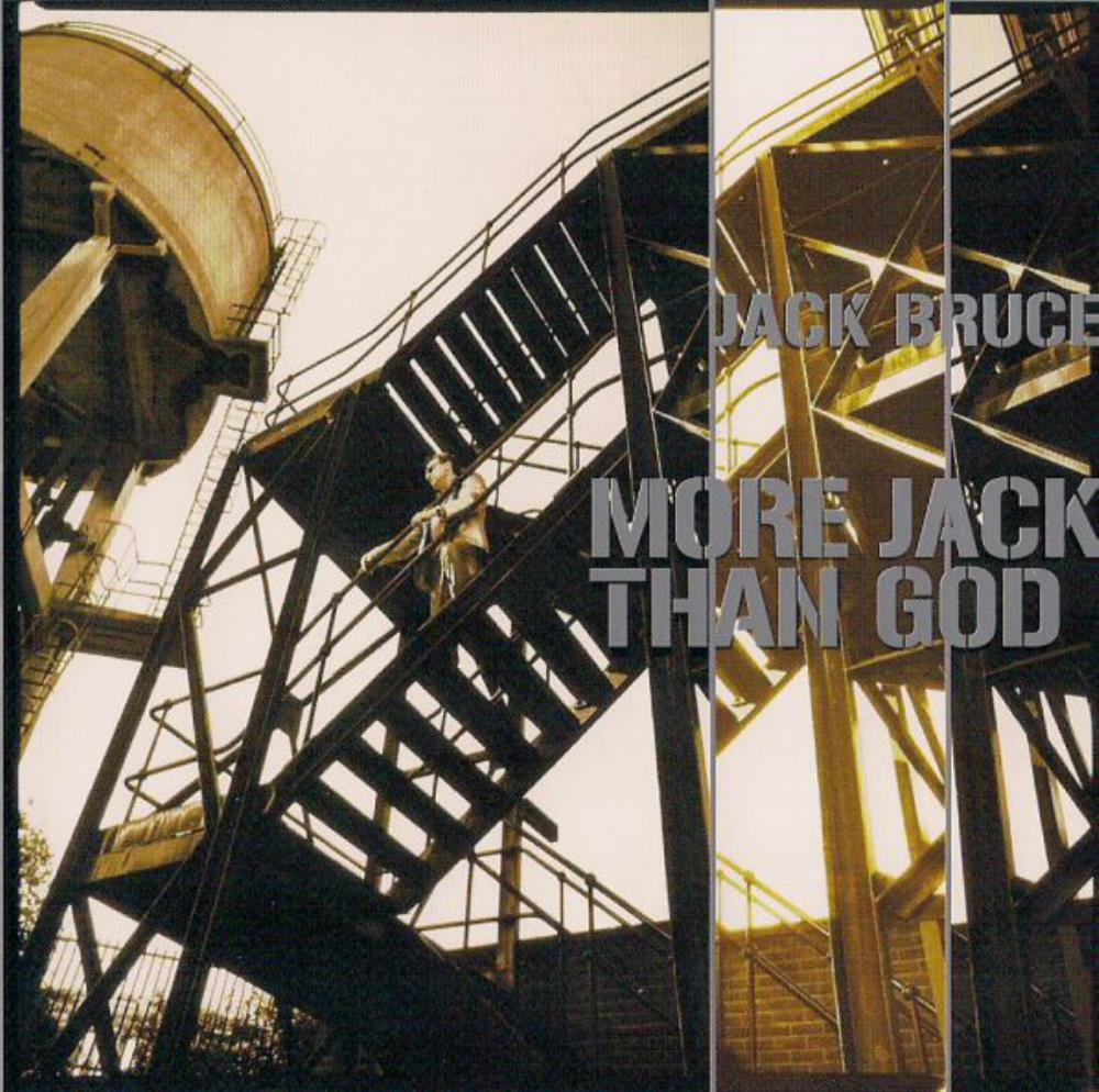 Jack Bruce More Jack Than God album cover