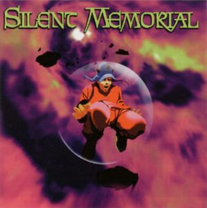 Cosmic Handball by SILENT MEMORIAL album cover