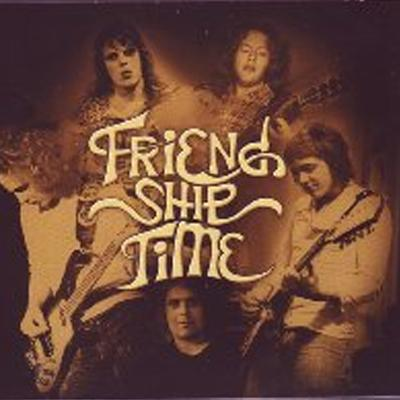 Friendship Time by FRIENDSHIP TIME album cover