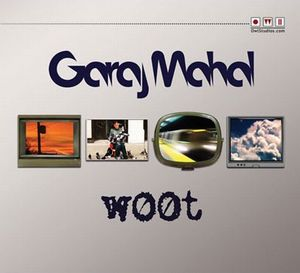 Garaj Mahal - w00t CD (album) cover