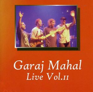 Garaj Mahal Live Vol. II album cover