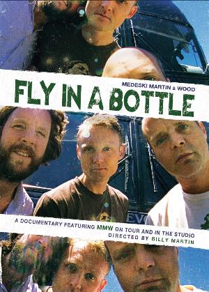 Medeski  Martin & Wood - Fly in a Bottle CD (album) cover
