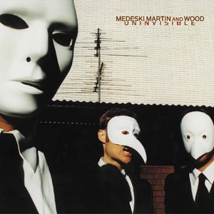 Uninvisible by MEDESKI  MARTIN & WOOD album cover