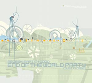 Medeski  Martin & Wood - End of the World Party CD (album) cover