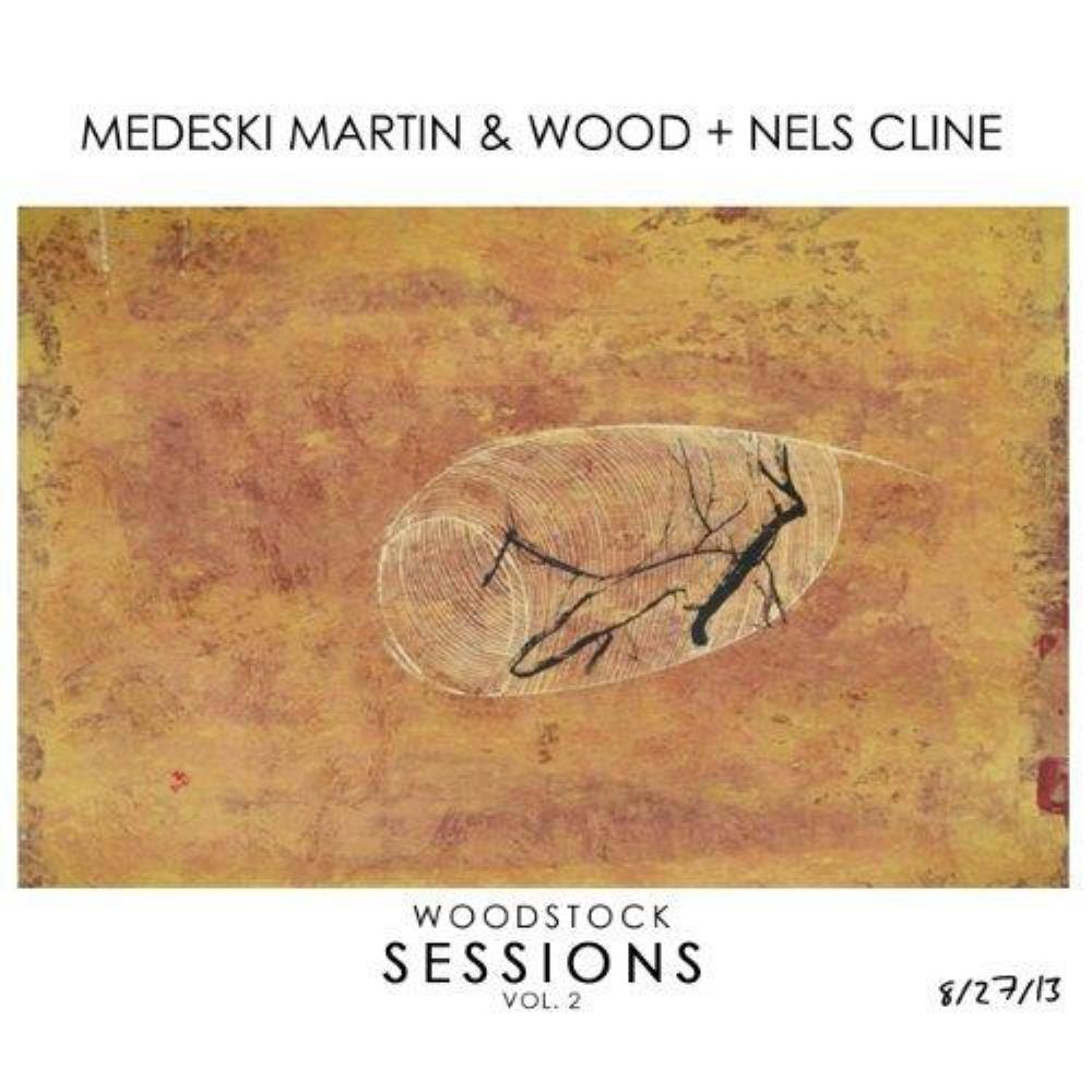 Woodstock Sessions Vol. 2 by MEDESKI  MARTIN & WOOD album cover