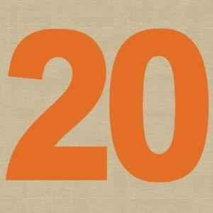 20 by MEDESKI  MARTIN & WOOD album cover