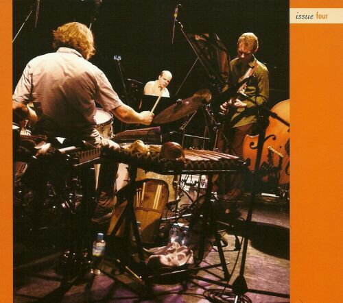 The Stone: Issue Four by MEDESKI  MARTIN & WOOD album cover