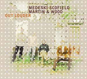 Medeski  Martin & Wood Out Louder album cover