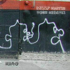 Medeski  Martin & Wood Mago album cover