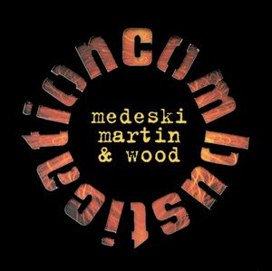 Medeski  Martin & Wood - Combustication CD (album) cover