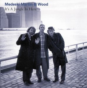 Medeski  Martin & Wood - It's A Jungle In Here CD (album) cover