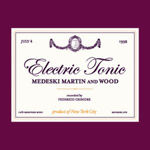 Medeski  Martin & Wood Electric Tonic album cover