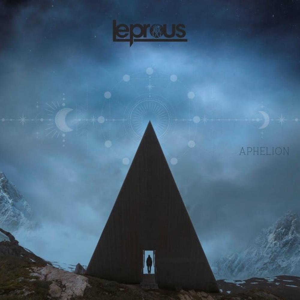 Aphelion by LEPROUS album cover