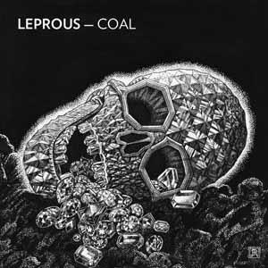 Leprous - Coal CD (album) cover