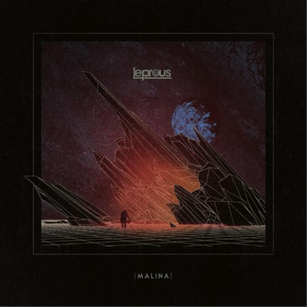 {Malina} by LEPROUS album cover