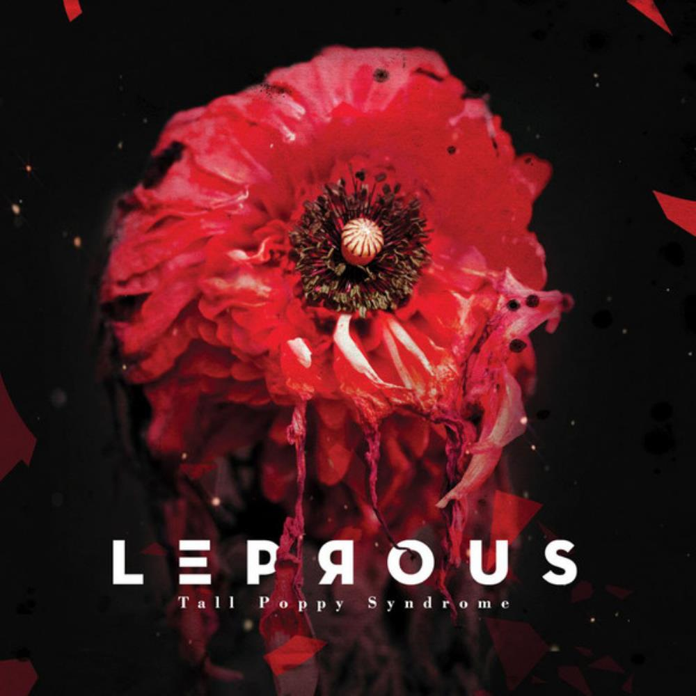 Leprous - Tall Poppy Syndrome CD (album) cover