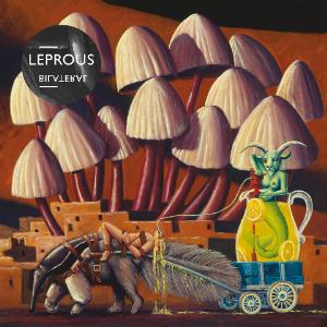 Leprous - Bilateral CD (album) cover