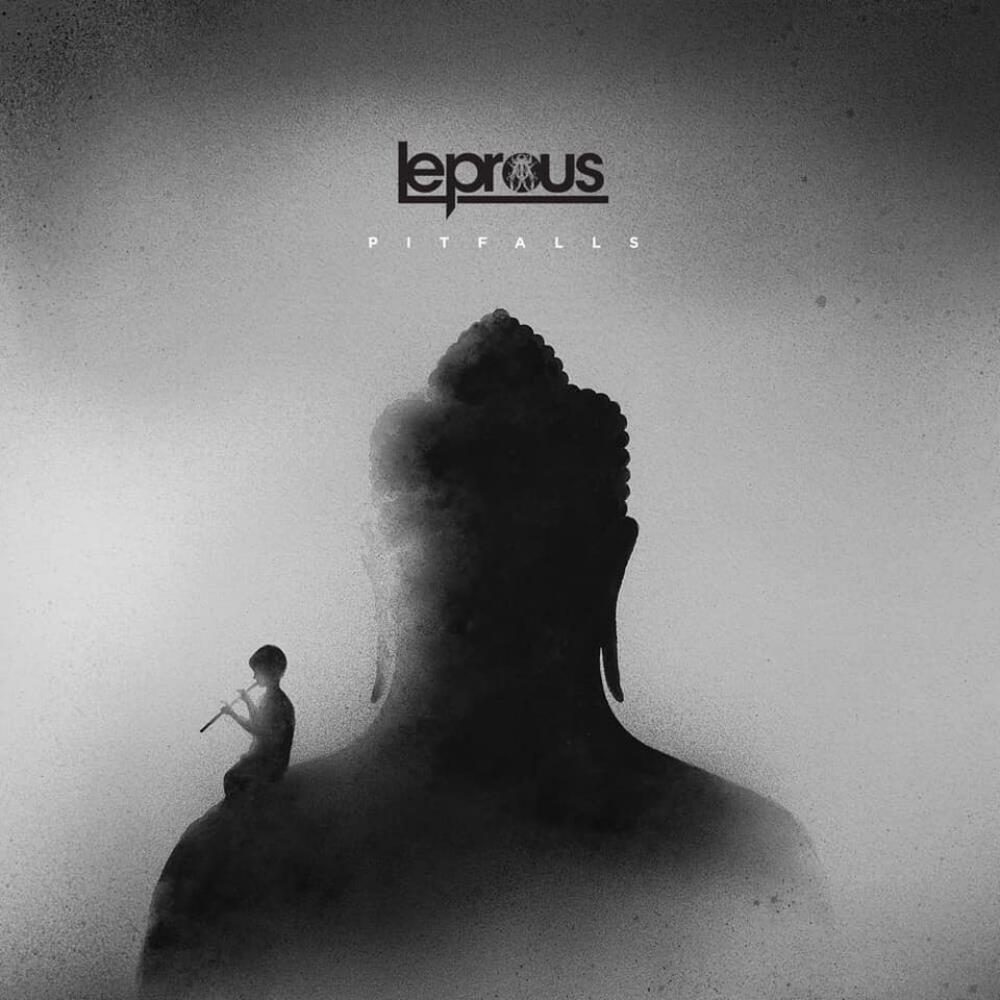 Leprous Pitfalls album cover