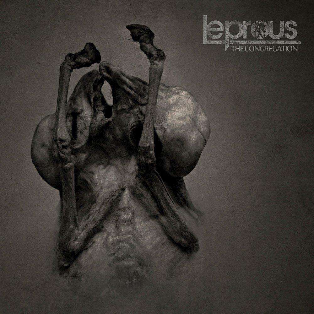 Leprous - The Congregation CD (album) cover