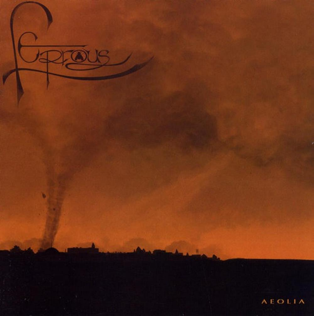 Aeolia by LEPROUS album cover