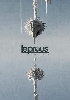 Live At Rockefeller Music Hall by LEPROUS album cover