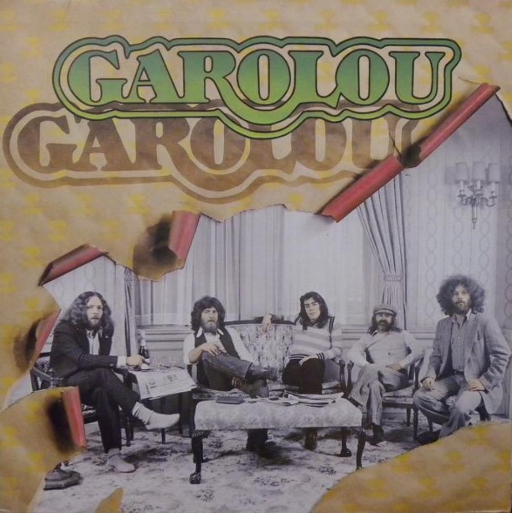 Romancero by GAROLOU album cover
