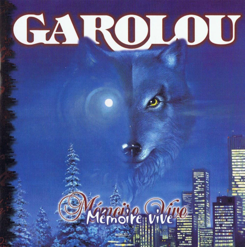 Mémoire Vive by GAROLOU album cover