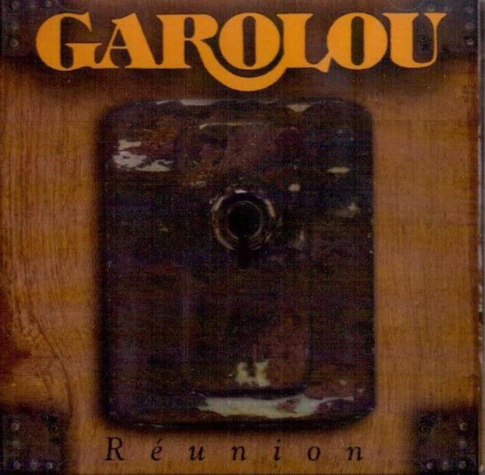 Reunion by GAROLOU album cover