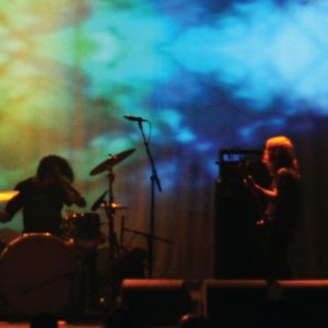 Earthless Live at Roadburn album cover