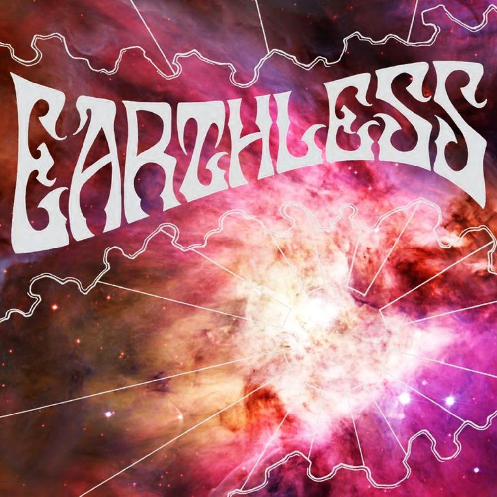 Rhythms From A Cosmic Sky by EARTHLESS album cover