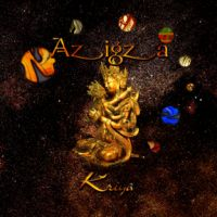 Azigza - Kriya CD (album) cover