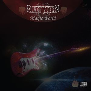 Riveryman - Magic World CD (album) cover