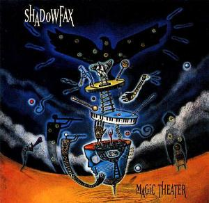 Shadowfax - Magic theater CD (album) cover