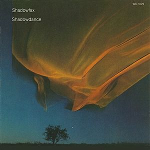 Shadowdance by SHADOWFAX album cover