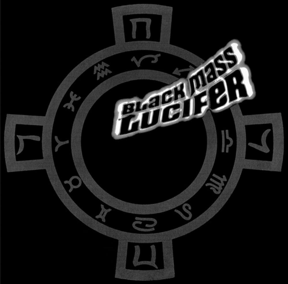 Black Mass Lucifer by GARSON, MORT album cover